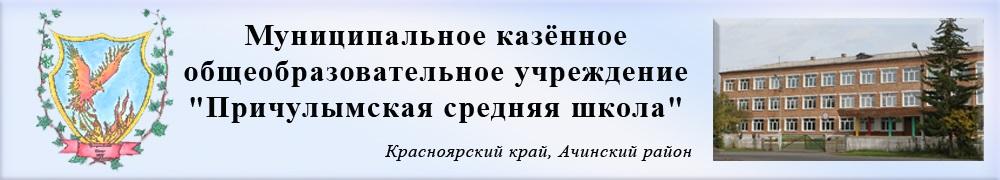 МКОУ Причулымская СШ Краевые контрольные работы Меню сайта